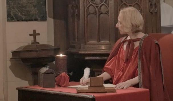 Mystère Vox Sanguinis - Marie-Laure Saint-Bonnet, comédienne