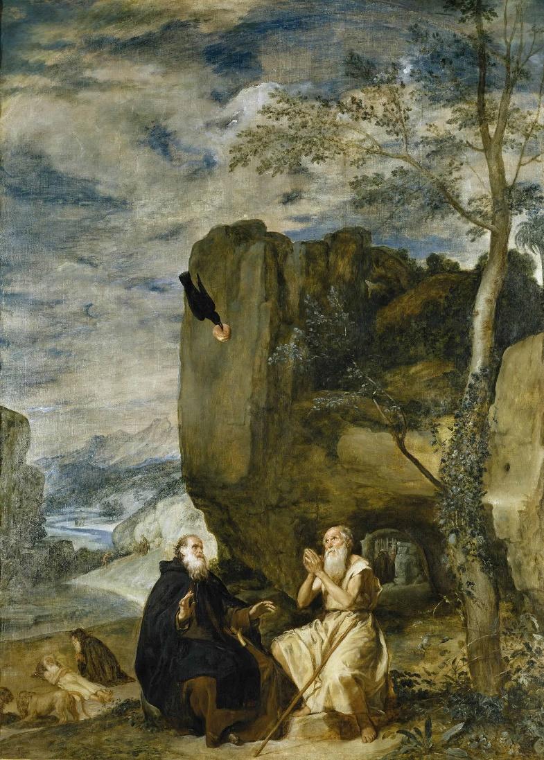 Diego Velàzquez – 1634 – Musée du Prado - Madrid