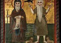 Icône copte – XVIIIème siècle – Musée du Caire